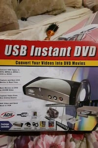 Dvd converter   captures and burns dvds converts vhs tapes to dvd mpe