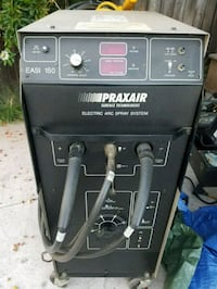 black and gray and black Lincoln Electric welding machine San Jose, 95135