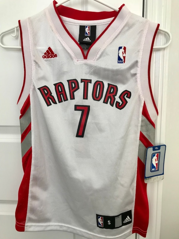 751ed712058 Used Toronto Raptors Jersey (Small) for sale in Toronto - letgo