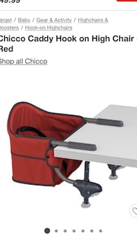 Chicco travel chair New York, 11234