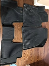 All weather slush mats for Jeep Cherokee Year '15 - '19 Calgary, T3G 5S4
