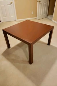 "Coffee Table 36 1/2"". Square in Shape.  Kingsville, 21087"