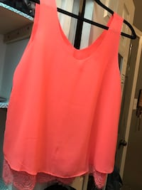 Women's pink tank top Fort Worth, 76164