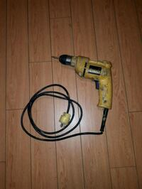 two black and yellow corded power tools Toronto, M6R 1A5