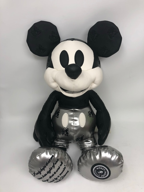35088be6d0e Used Mickey Mouse Memories January Steamboat Willie Plush for sale ...