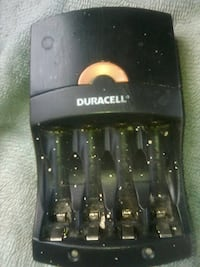 Duracell 4 AA battery Charger.