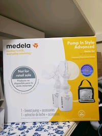 New! Medela BreastPump Gaithersburg