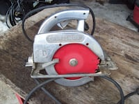 ELECTRIC CIRCULAR HAND SAW Langley