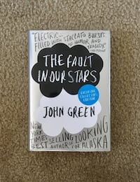 The Fault in Our Stars by John Green Garden Grove, 92843