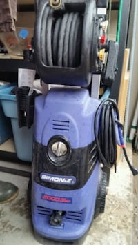 purple and black canister vacuum cleaner Lloydminster, S0M 1R0