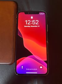 iPhone X 256 GB Silver - Excellent condition!! Toronto, M4S 1G4