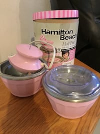 Hamilton Beach half pint ice cream maker Albuquerque, 87105