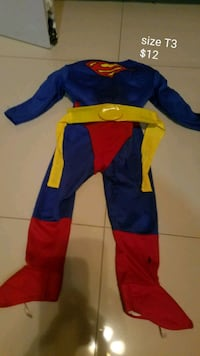 blue and red zip-up jacket and pants El Paso, 79928
