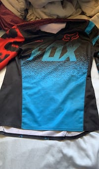fox dirt biking out fit West Kelowna