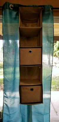 Hanging Organizer with two drawers 3736 km