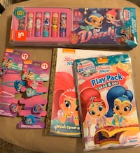 Shimmer & Shine gift set  New Castle, 19720