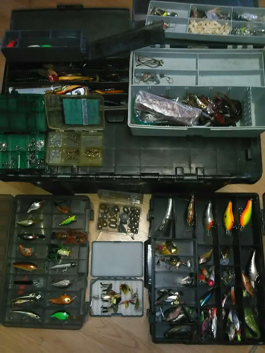 Letgo fishing equipment in lubbock tx for Fishing in lubbock