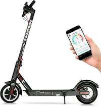 Swagtron High Speed Electric Scooter -Swagger  (NE
