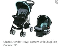 Graco Stroller Combo Click Connect  Palm Coast, 32164