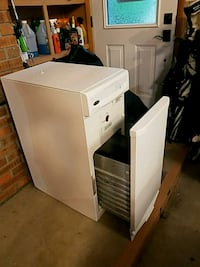 Trash compactor works great.  Whirlpool