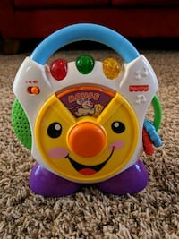 Fisher-Price learning rhyme radio Sykesville, 21784