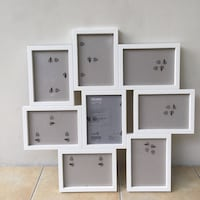 2 Ikea Vaxbo photo collage frame white  San Bruno, 94066