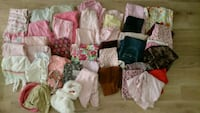 Assorted clothes for baby Oslo, 0667