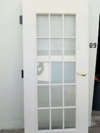 White French doors 36 by 80 Bellevue, 68147