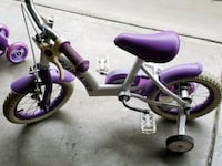 toddler's purple bicycle Aliso Viejo, 92656