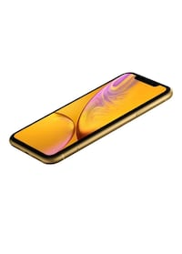 iPhone XR-Yellow 64GB Mesquite, 89027