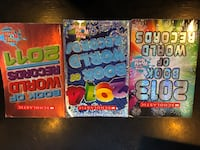 four assorted color DVD cases Chicago, 60634