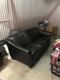 Leather sofa Arlington, 22206