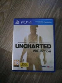 Ps4 uncharted nathen collection Samsun