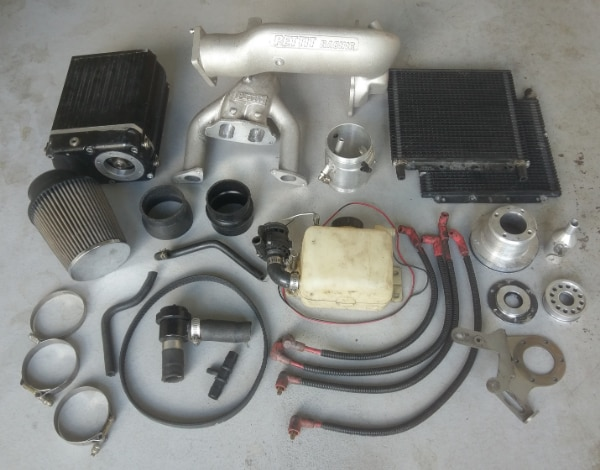 Used Pettit Racing RX-8 Supercharger Parts $2000 OBO for