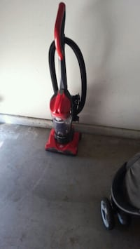red and black upright vacuum cleaner Irvine, 92618
