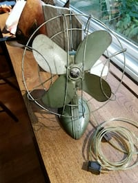 Vintage desk fan Dexter, 48130