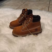 Kids Timberlands Boots size 9.5 Oklahoma City, 73012