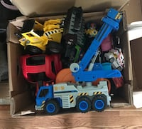 Tons of toys for toddlers. $1 small  to $5 big ones. Great condition Ashburn, 20147