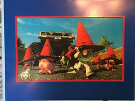 Disney Toy Story 2 Lithograph 2000