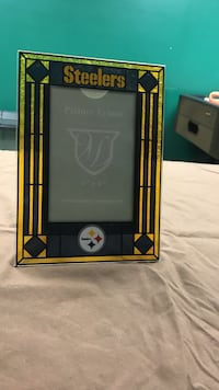 Steelers picture frame Aliquippa, 15001