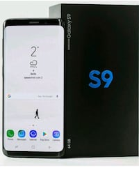 BRAND NEW IN BOX SAMSUNG S9 Toronto, M6G