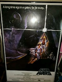 Star Wars trilogy movie posters Lebanon Junction, 40150