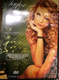 Taylor Swift Unauthorized Documentary 2010 dvd $4