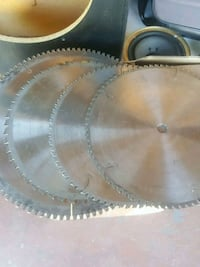 Circular Saw Blades- NEW Carbide teeth Norwalk, 90650