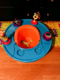 Low  baby exersaucer  Westfield, 07090