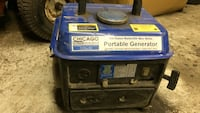 Blue Chicago Electric portable generator