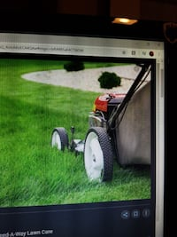 Lawn mowing Newmarket
