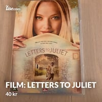 Film: Letters To Juliet  Hetlevik, 5304