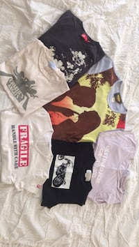 Collection of t-shirts Las Vegas, 89183
