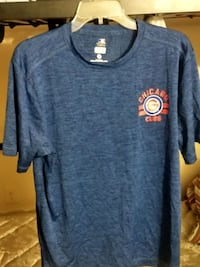 Blue Chicago cubs athletic shirt Millersville, 21108